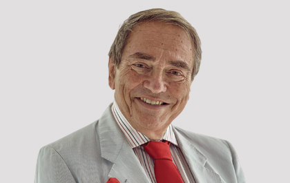 Sir Michael Burton GBE